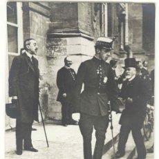 Postales: TARJETA POSTAL FOTOGRAFICA DE LA VISITA DE ALFONSO XIII A PARIS 1905 - Nº ?3 - MONARQUIA. Lote 12228995