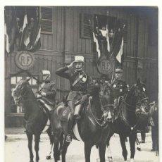 Postales: TARJETA POSTAL FOTOGRAFICA DE LA VISITA DE ALFONSO XIII A PARIS 1905 - Nº 18 - MONARQUIA. Lote 12229159