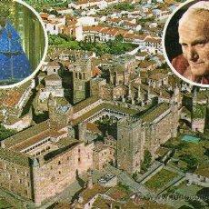 Postales: POSTAL GUADALUPE .CACERES, VISITA JUAN PABLO II.. Lote 14663542