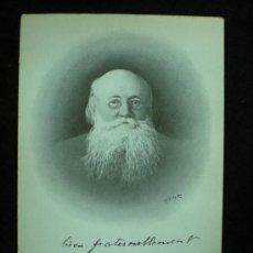 Postales: CARTE POSTALE. ANARQUISMO / ANARQUISTA. PIERRE KROPOTKINE. AÑOS 20.. Lote 18977778