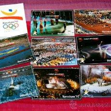 Postales - LOTE 2 - 5 postales OLIMPIADAS BARCELONA 92 ¡¡¡ OFERTA !!! - 48830933