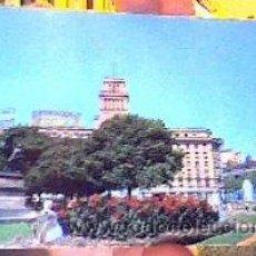 Postales: PLAZA DE CATALUÑA(BARCELONA)-II FESTIVAL INTERNACIONAL DE LA PELUQUERÍA ESPAÑOLA-.SIN CIRCULAR. Lote 23129977