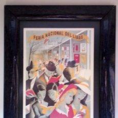 Postales: FERIA INTERNACIONAL DE LIBRO - MADRID 1944. Lote 163551076