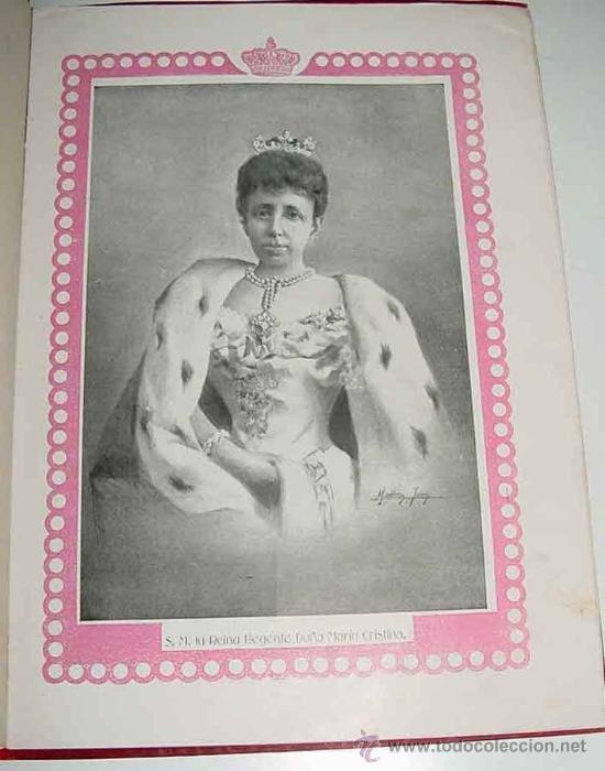 Postales: ANTIGUA PUBLICACION BODA REGIA DE SS. AA. RR. LOS PRINCIPES DE ASTURIAS D.M. DE LAS MERCEDES Y D. CA - Foto 4 - 27898757