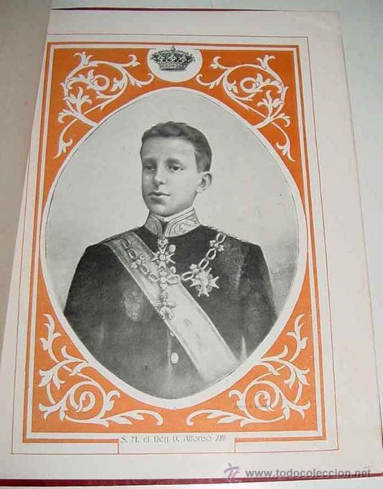 Postales: ANTIGUA PUBLICACION BODA REGIA DE SS. AA. RR. LOS PRINCIPES DE ASTURIAS D.M. DE LAS MERCEDES Y D. CA - Foto 5 - 27898757