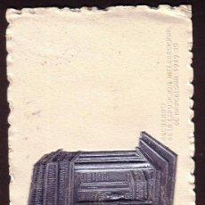 Postales: CEREGUMIL POSTAL PUBLICITARIA RECUERDO RELIEVE * EXPOSICION INTERNACIONAL DE BARCELONA 1929 - 30. Lote 28804667