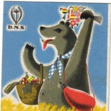 Postales: POSTAL FERIA INTERNACIONAL DEL CAMPO AÑO 1953. Lote 29543935