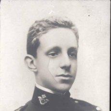 Postales: POSTAL DE ALFONSO XIII-REY DE ESPAÑA. Lote 30782208