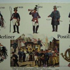 Postales: 29 CARTERO CORREOS POSTAL ALEMANIA - MAS EN MI TIENDA. Lote 31557984