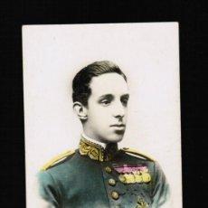 Postales: POSTAL S.M.DON ALFONSO XIII. REY DE ESPAÑA . Lote 33404525