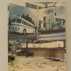 Postais: POSTAL EXPOSICIÓN UNIVERSAL INTERNACIONAL BRUSELAS 1958. PABELLÓN DE ESPAÑA, INDUSTRIA. 865 . Lote 35180760