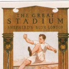 Postales: JUEGOS OLYMPICOS - LONDRES 1908 - VENCA. Lote 35557645