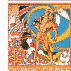 Postales: JUEGOS OLYMPICOS - ATENAS 1912- VENCA. Lote 35557716