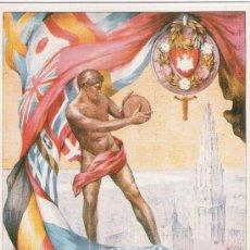 Postales: JUEGOS OLYMPICOS - AMBERES 1920 - VENCA. Lote 35557735