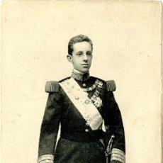 Postales: S. M. EL REY DON ALFONSO XIII. HAUSER Y MENET, 415. Lote 38310881