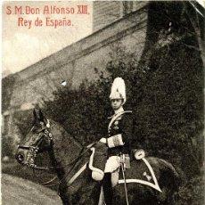 Postales: S. M. DON ALFONSO XIII REY DE ESPAÑA. Lote 38310936