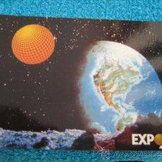 Cartes Postales: POSTAL COLECCION EXPO 92. NUM. 6. CARTEL SEVILLA. Lote 38497788