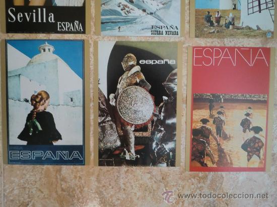 Postales: Paquete de 15 postales de ESPAÑA de TELEVISION ESPAÑOLA TVE (1971) ¡Nuevas! - Foto 4 - 38979735