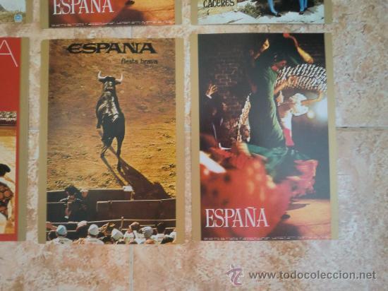 Postales: Paquete de 15 postales de ESPAÑA de TELEVISION ESPAÑOLA TVE (1971) ¡Nuevas! - Foto 6 - 38979735