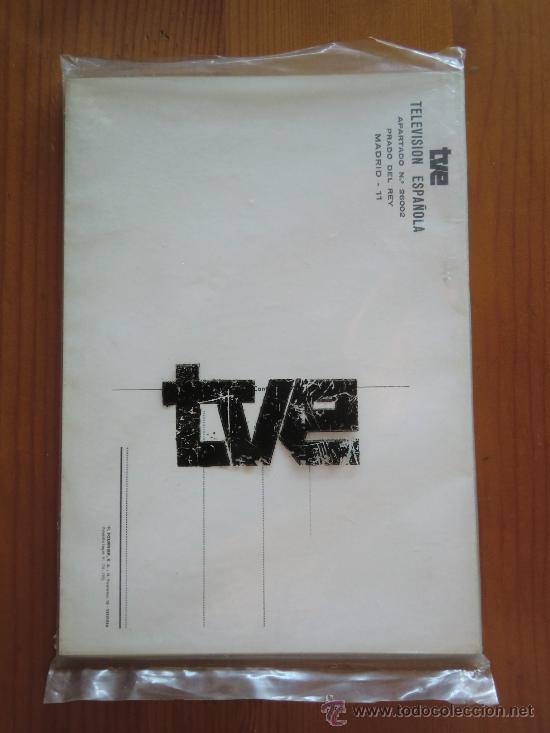Postales: Paquete de 15 postales de ESPAÑA de TELEVISION ESPAÑOLA TVE (1971) ¡Nuevas! - Foto 9 - 38979735