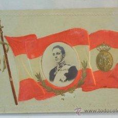 Postales: POSTAL - S. M. EL REY ALFONSO XIII . Lote 38983930