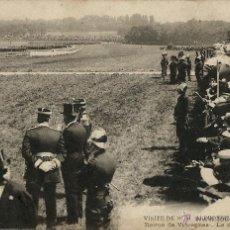 Postales: POSTAL VISITA DE ALFONSO XIII A PARIS EN 1905. Lote 40413383
