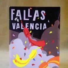 Postales: TARJETA POSTAL, POSTAL CONMEMORATIVA, FALLAS, 1989, VALENCIA, ORTEGA. Lote 89248356