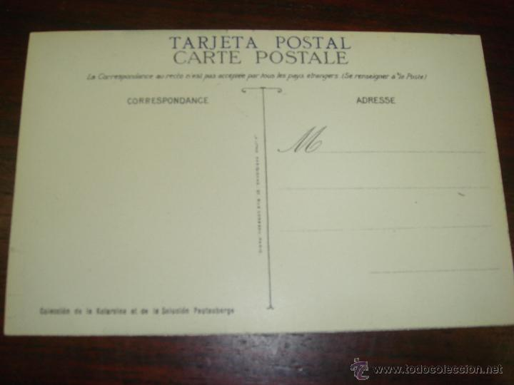 "Postales: RARA Y ANTIGUA TARJETA POSTAL EN COLOR JEUX OLYMPIQUES. PARIS 1924. ""LANCEMENT DU DISQUE"" - Foto 2 - 41797204"