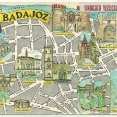 Postales: LOTE 9 POSTALES DEL X CONGRESO DE LA MODEUROP 1964 .- EDICIONES FRESMO.- SINDICATO VERTICAL PIEL. Lote 42651267