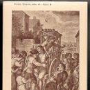 Postales: POSTAL QUIJOTE Nº 16 - PUBLICADA POR LA NUEVA HISTORIA...-SIN CIRCULAR - SERIE B - PRINCIPIOS S. XX. Lote 44910501