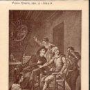 Postales: POSTAL QUIJOTE Nº 17 - PUBLICADA POR LA NUEVA HISTORIA...-SIN CIRCULAR - SERIE B - PRINCIPIOS S. XX. Lote 44910513