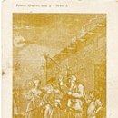 Postales: POSTAL QUIJOTE Nº 4 - PUBLICADA POR LA NUEVA HISTORIA...-SIN CIRCULAR - SERIE A - PRINCIPIOS S. XX. Lote 44910652