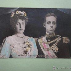 Postales - PRINCESA ENA DE BATTENBERG. REY ALFONSO XIII. ESPAÑA. ROTOPHOT - 44963590