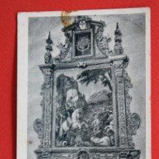 Postales: ANTIGUA POSTAL BATALLA DE CLAVIJO. LA APARICION DE SANTIAGO. CUADRO DE NAVARRETE (EL MUDO). ED. ACHA. Lote 45161830