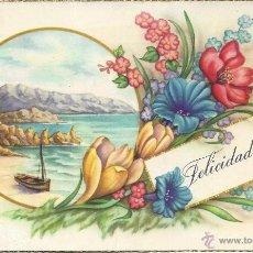 Postales: FELICIDADES. C Y Z. Nº 506/A. Lote 45504207