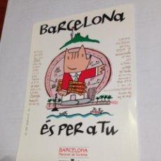 Postales: POSTAL BARCELONA 92. Lote 46043650