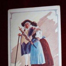 Postales: ANTIGUA POSTAL DE MANUFACTRUA SUIZA. FESTIVAL DE VITICULTORES CELEBRADO EN VEVEY (SUIZA) EL AÑO 1905. Lote 49315715