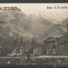 Postales: CANIGÓ - Nº6 EL PERDO DE GUIFRE - POEMA EPIC ESCRIT PER JACINT VERDAGUER - P10060. Lote 50627181