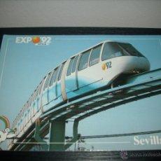 Postales: POSTAL EXPO 92 SEVILLA . Lote 51051011