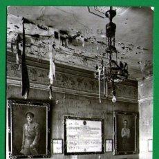 Postales: ALCÁZAR DE TOLEDO - DESPACHO CORONEL MOSCARDÓ - 23-JULIO-1936 - ÚLTIMA CONVERSACIÓN CON SU HIJO.. Lote 53602641