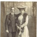 Postales: PS5958 SS. MM. ALFONSO XIII Y VICTORIA EUGENIA. BUGUES AND MULLINS PHOTOS. SIN CIRCULAR. Lote 51640043