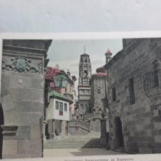 Postales: TARJETA POSTAL-EXPOSICION INTERNACIONAL DE BARCELONA-1929-CON PROPAGANDA EN REVERSO. Lote 58523861