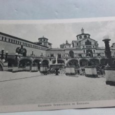 Postales: TARJETA POSTAL-EXPOSICION INTERNACIONAL DE BARCELONA-1929-CON PROPAGANDA EN REVERSO. Lote 58523878