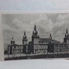Postales: TARJETA POSTAL-EXPOSICION INTERNACIONAL DE BARCELONA-1929-CON PROPAGANDA EN REVERSO. Lote 58523956