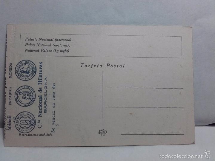 Postales: TARJETA POSTAL-EXPOSICION INTERNACIONAL DE BARCELONA-1929-CON PROPAGANDA EN REVERSO - Foto 2 - 58524057