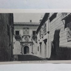 Postales: TARJETA POSTAL-EXPOSICION INTERNACIONAL DE BARCELONA-1929-CON PROPAGANDA EN REVERSO. Lote 58524115
