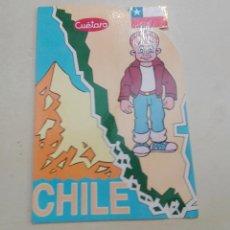 Postales: POSTAL CHILE 1990 CUETARA . Lote 58752041