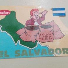 Postales: EL SALVADOR CUETARA 1990 TVE. Lote 58752120