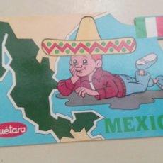 Postales: MÉXICO CUETARA 1990. Lote 58752800