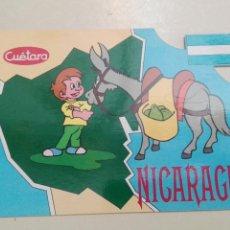 Postales: NICARAGUA CUETARA 1990. Lote 58752981